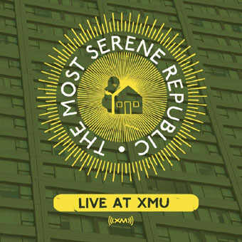 The Most Serene Republic - Live At XMU