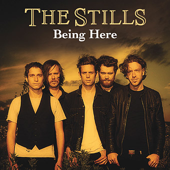 The Stills - Being Here b/w Snow In California (Demo)