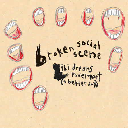 Broken Social Scene - Ibi Dreams Of Pavement (A Better Day)